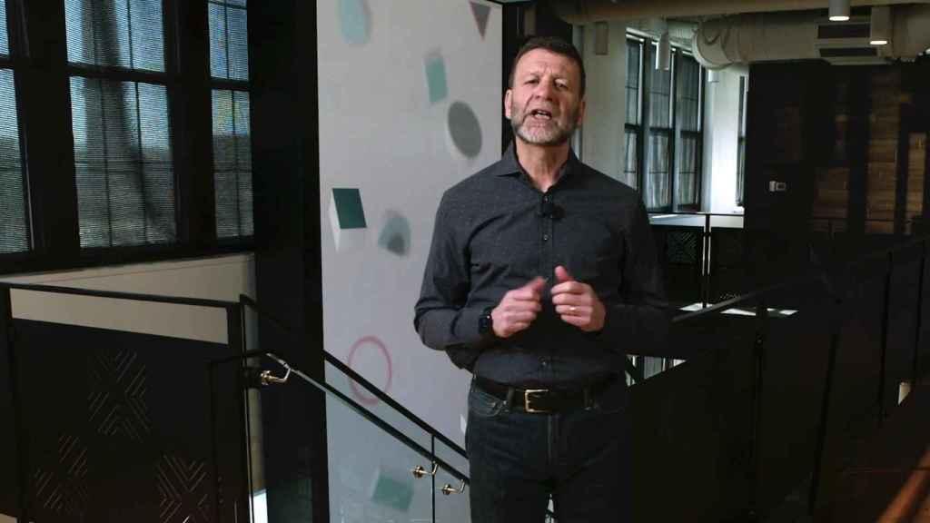 Paul Cormier, CEO de Red Hat