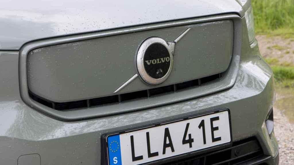 Galería de fotos del nuevo Volvo XC40 Recharge electric.