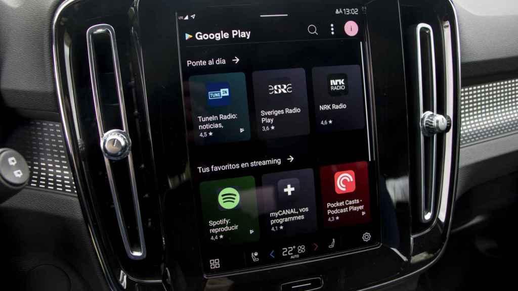 Galería de fotos del nuevo Volvo XC40 Recharge electric