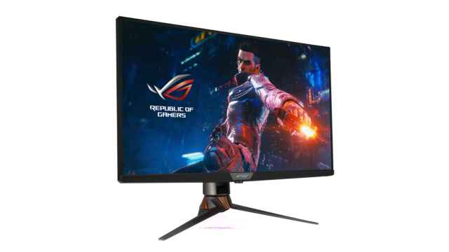 Monitor Mini LED de Asus