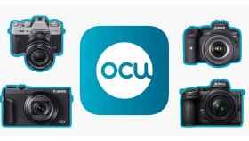 Las mejores cámaras según la OCU.