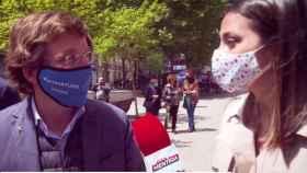 Almeida se declara a una reportera de 'Todo es mentira' y abre la puerta a 'First Dates'