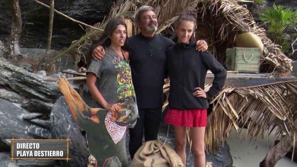 'Supervivientes' lidera la noche del jueves y 'Castamar' se recupera