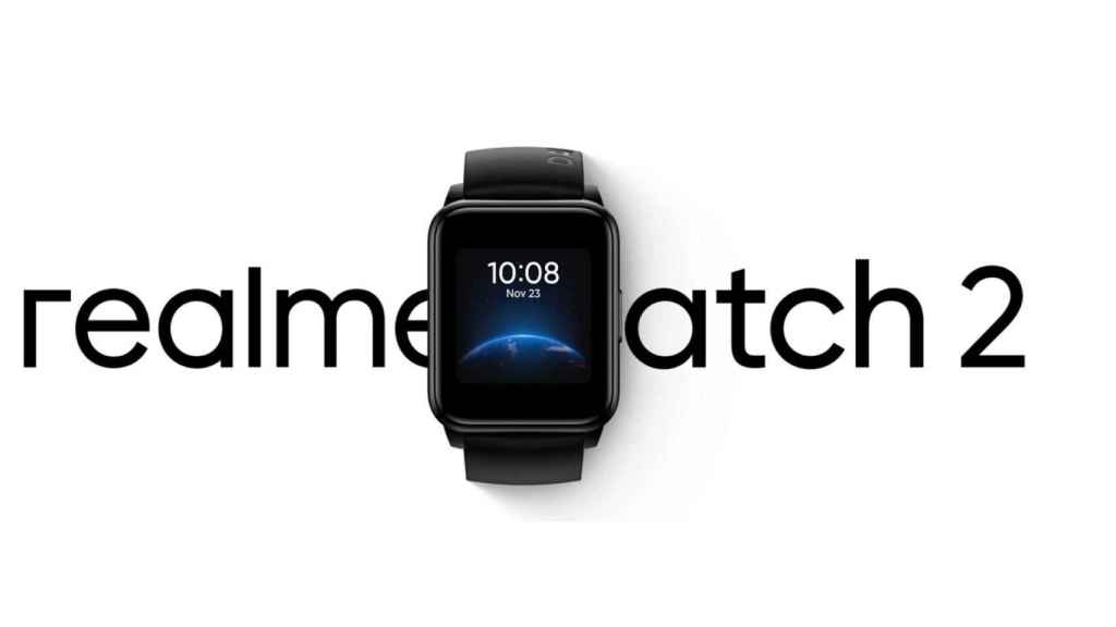 design realme Watch 2