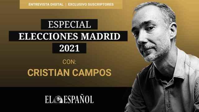 Analiza con Cristian Campos las elecciones de Madrid del 4 de mayo