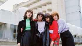 La banda Melenas