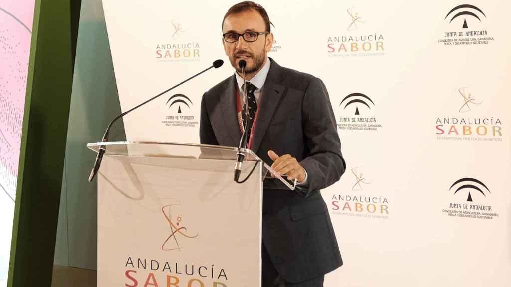 Fernando Vázquez, CEO de Naturcode.