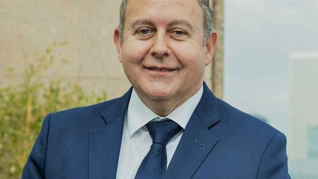 El ex director general de Covirán, Luis de Osuna.