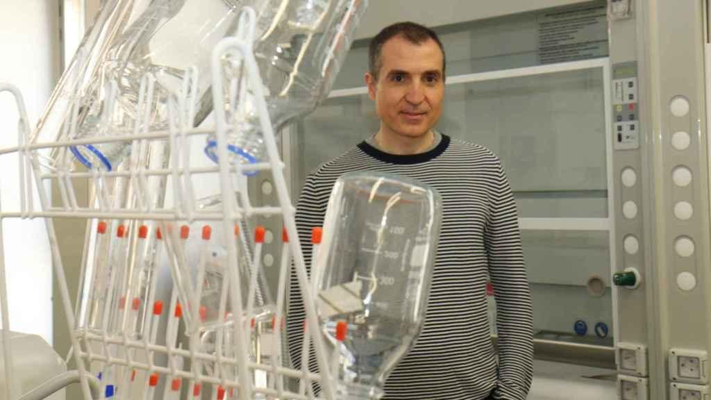 Fernando Maestre, en una imagen reciente en la Universidad de Alicante.