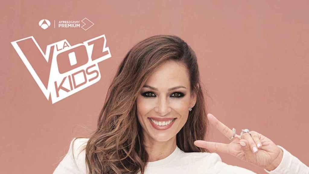 Eva González hablará sobre la nueva edición de 'La Voz Kids'.