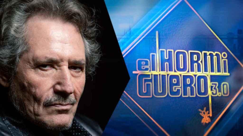Miguel Ríos cerrará la semana como invitado de 'El Hormiguero'.
