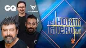 Paco Tous, Pepón Nieto y Carlos Santos abrirán la semana en 'El Hormiguero'.