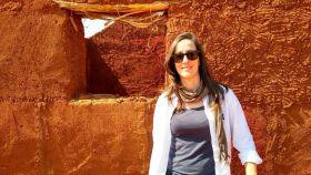 La ecóloga cordobesa Ana Benítez.
