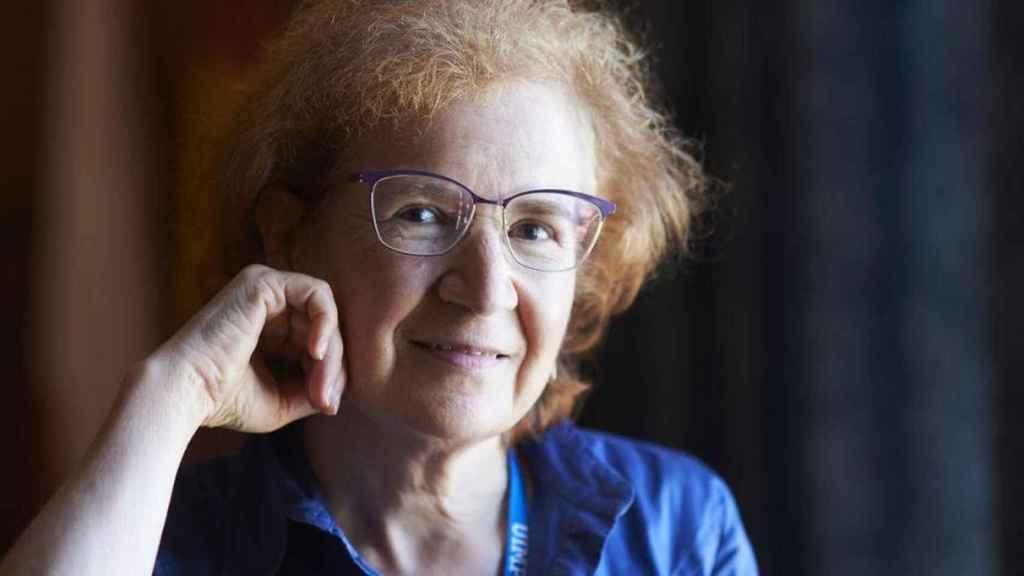 Margarita del Val, viróloga e investigadora del CSIC.