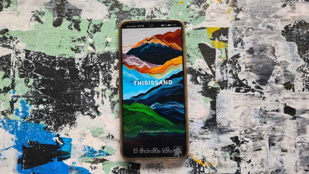 Thisissand: una aplicación que fomenta la creatividad y te ayuda a relajarte