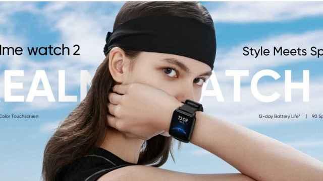 Nuevo realme Watch 2: 90 deportes y 12 días de autonomía