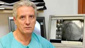 El cardiólogo Javier Balaguer en una imagen de 2013 (Foto: Sescam)