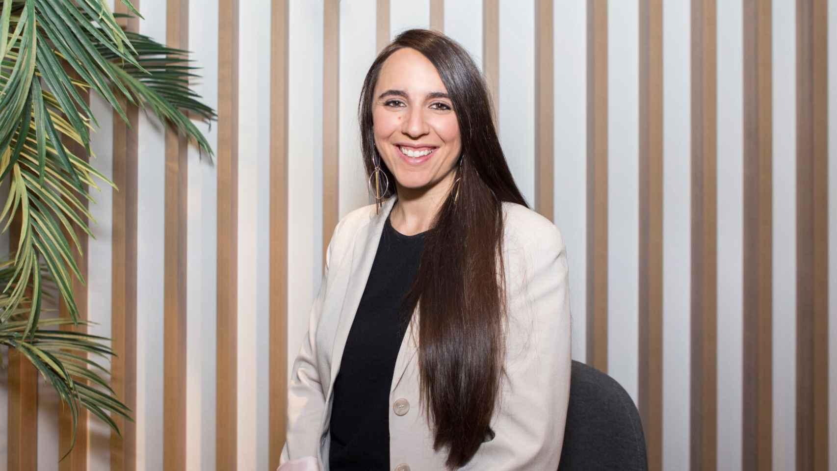 Claudia Gómez es la CEO y fundadora de la startup de innovación social Senniors.