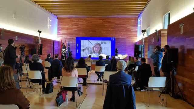Presentación del I Mapa del talento en España de Cotec e Ivie