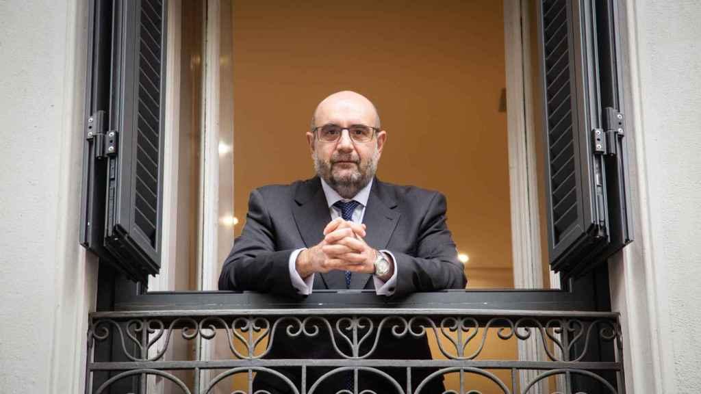 Miguel Borra. presidente de CSIF, (Esteban Palazuelos)