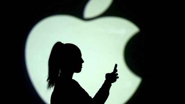 Emblema de Apple.