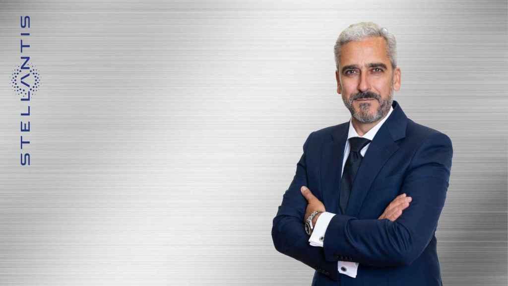 José Antonio León Capitán, director de comunicación y relaciones institucionales de Stellantis Iberia.