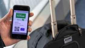 España participa desde el 10 de mayo en la primera fase de pruebas del pasaporte Covid