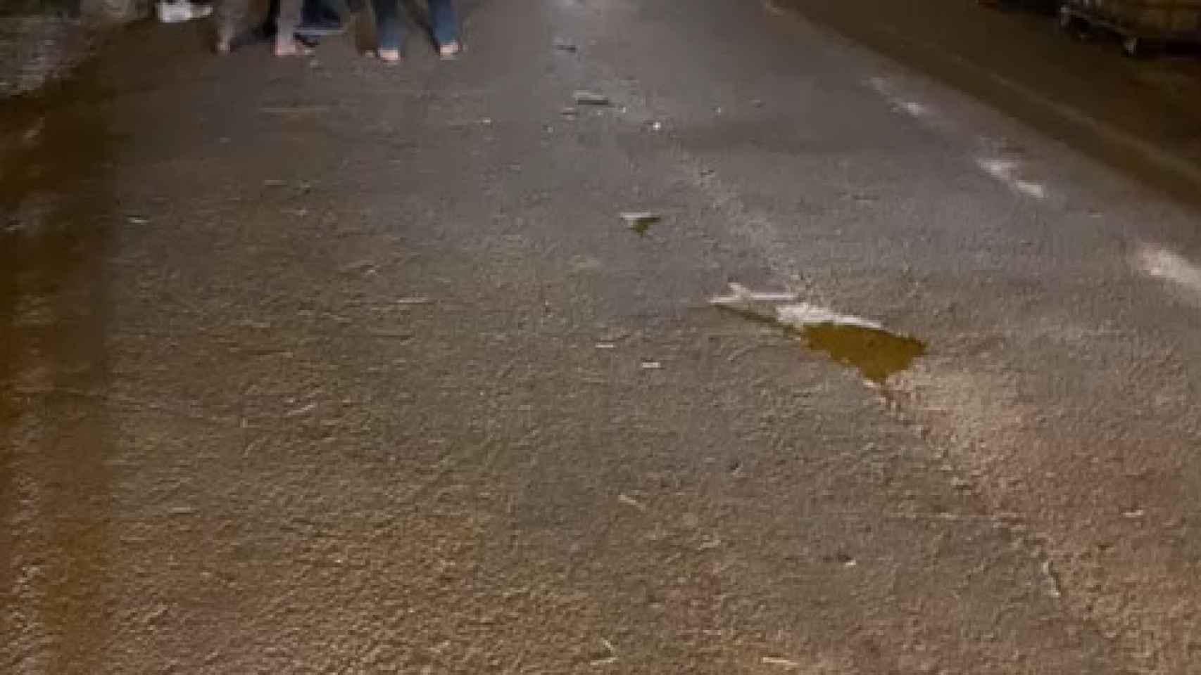 Atropello mortal en Murcia a un menor de 16 meses por parte del conductor de un camión que se disponía a entrar en una vaquería.