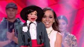 Audiencias: la victoria de la ventrílocua Celia Muñoz en 'Got Talent' atrae a más de 3 millones