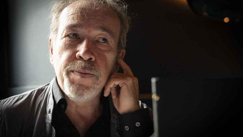 Nacho García Vega sigue en activo: está componiendo canciones para un nuevo disco.