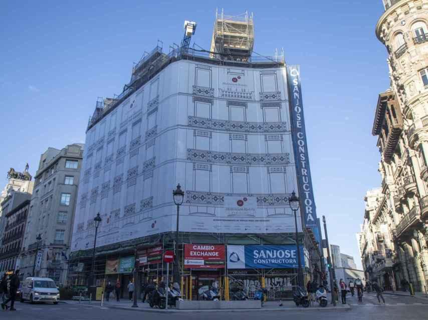 Habrá despidos, pero Marriot ha adquirido el hotel Asturias y lo está remodelando
