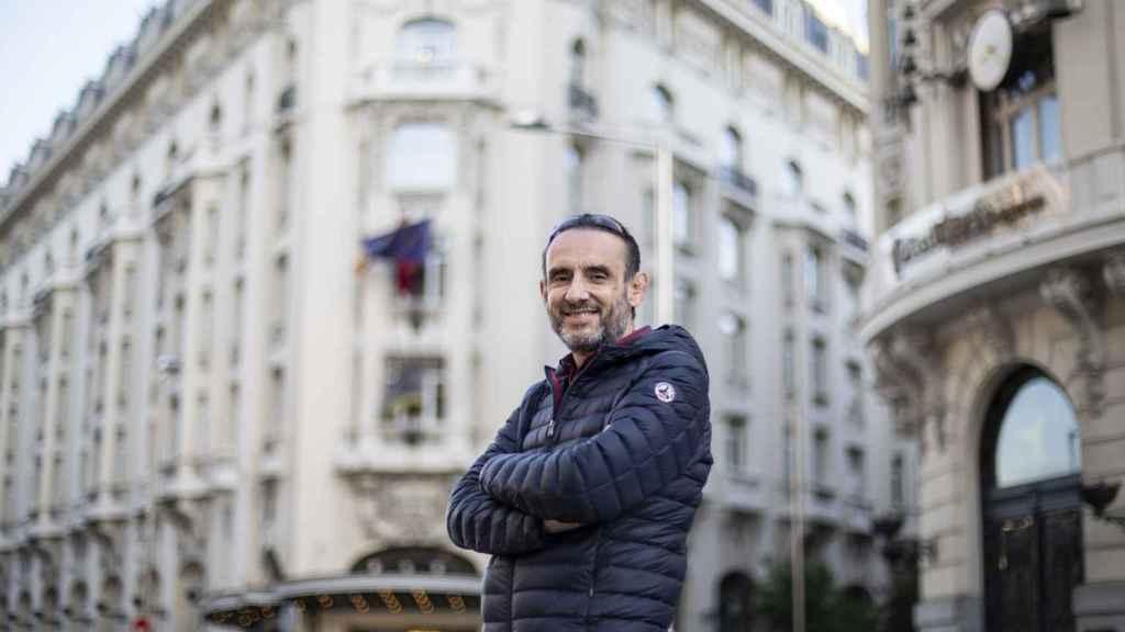 Ernesto trabaja en el Palace desde el 79