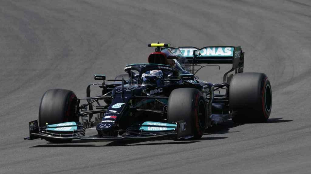 Bottas en el Gran Premio de Portugal