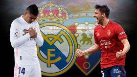 Previa Real Madrid - Osasuna