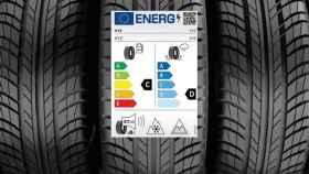 Nueva etiqueta de los neumáticos.