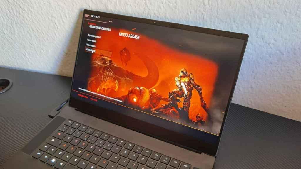 Razer Synapse ofrece efectos de teclado en juegos como Doom