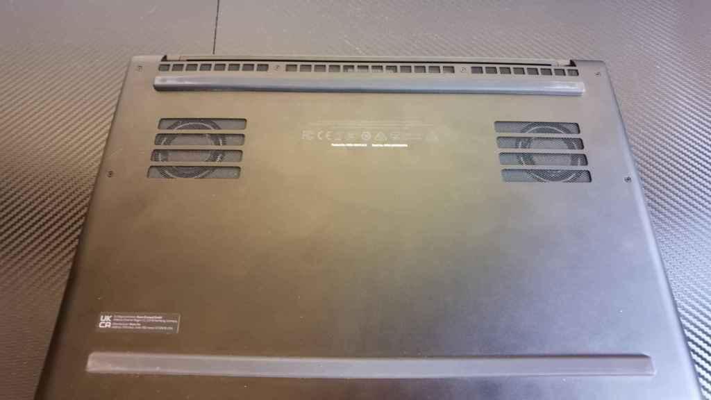 La refrigeración, punto fuerte del Razer Blade 15