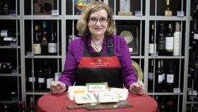 Los cinco quesos tiernos probados por Carmen Garrobo, analista sensorial y directora de la Escuela Española de Cata.