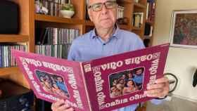 El juez Ortuño, autor de la canción Habla, pueblo, habla, se muestra crítico con el espectáculo político de cara a las elecciones del 4-M.