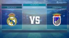 Streaming en directo   Real Madrid Castilla - Badajoz