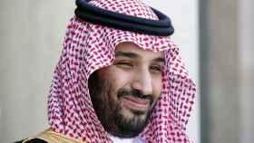El príncipe Abdulaziz bin Turki bin Faisal al Saud, ministro de deportes de Arabia Saudí