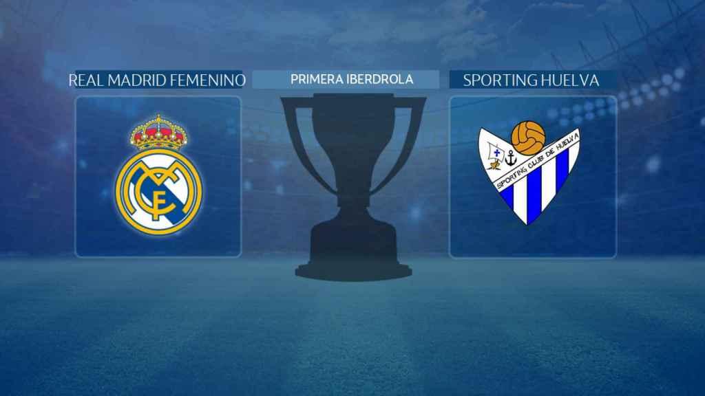 Real Madrid Femenino - Sporting Huelva