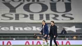 Bale, tras el partido con el Tottenham