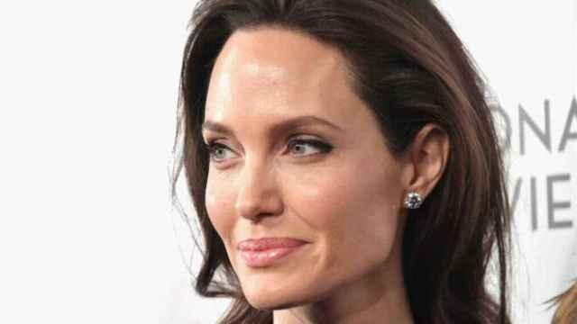 Angelina Jolie, en una imagen de archivo de Europa Press