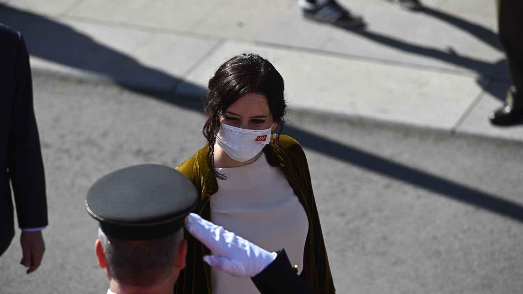 Actos institucionales del Dos de Mayo en Madrid