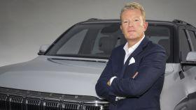Christian Meunier es el CEO de Jeep desde el año 2019.