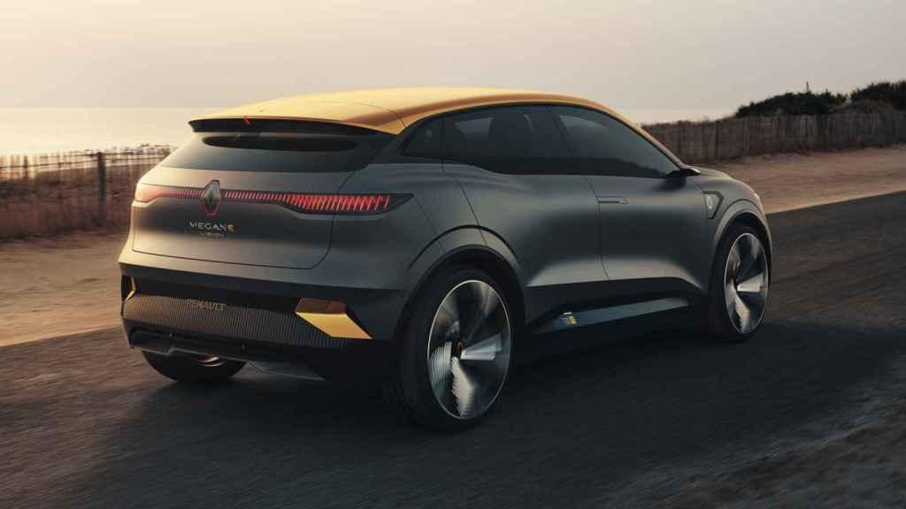 El próximo Renault Mégane se construirá en Francia y llegará en 2022.