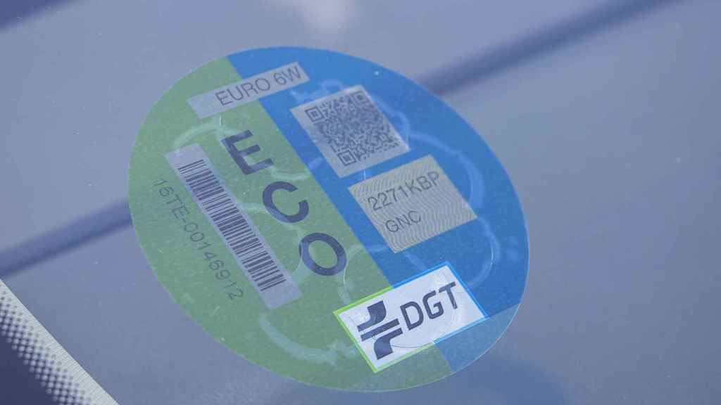 Las pegatinas podrían ampliarse hasta seis, dependiendo del tipo de vehículo y su año de fabricación.