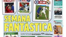 La portada del diario MARCA (03/05/2021)