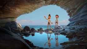 Fotograma de 'Luca', la nueva película de Pixar.